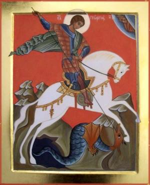 4.02. Miracolo di San Giorgio e il drago