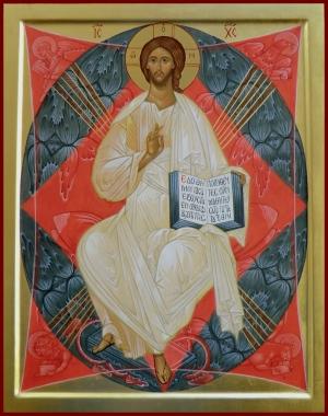 1.05. Cristo glorioso fra le potenze angeliche