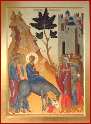 5.05. Ingresso in Gerusalemme