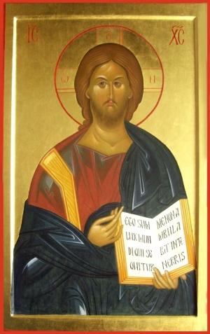 1.01. Cristo Pantocratore