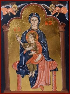 2.12 Madre di Dio con Bambino