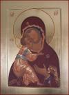 2.07. Madre di Dio della Tenerezza di Vladimir