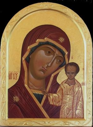 2.06. Madre di Dio di Kazan
