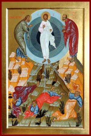 5.07. Trasfigurazione del Signore