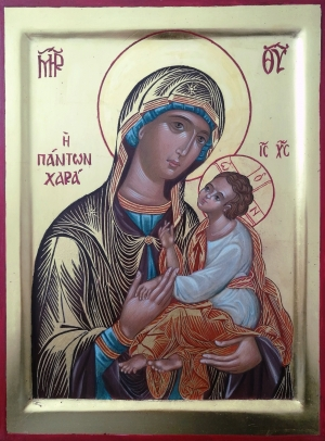 2.07. Madre di Dio Glykophilousa