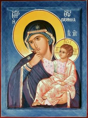 2.22. Madre di Dio della Consolazione (Panagia Paramythia)