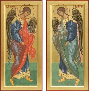 4.06. Arcangelo Michele e Arcangelo Gabriele