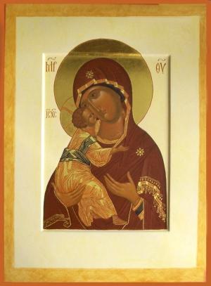 2.03. Madre di Dio della Tenerezza di Vladimir