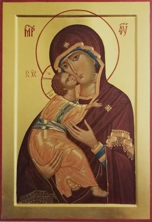 2.19. Madre di Dio di Vladimir