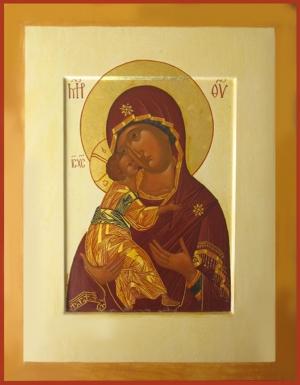 2.02. Madre di Dio della Tenerezza di Vladimir