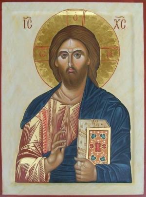 1.03. Cristo Pantocratore