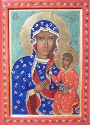 2.09. Madre di Dio Czestochowa
