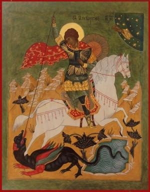 4.04. Miracolo di San Giorgio e il drago