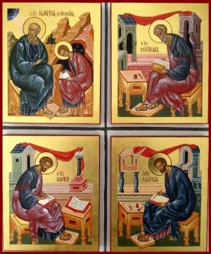 5.15. I quattro Evangelisti