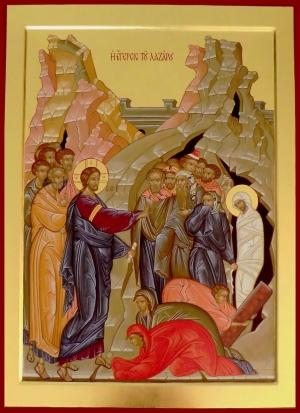 5.14. Resurrezione di Lazzaro