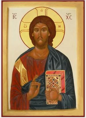 1.02. Cristo Pantocratore